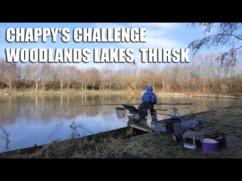 Chappy's Challenge: 15lb Challenge - Woodlands Lakes, Thirsk