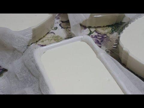 Queso De Almendras!