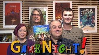 GameNight! Majesty: For the Realm - GameNight! Se5 Ep23