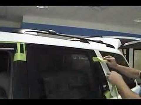 Episode #70 - Honda Pilot Door Visor Installation