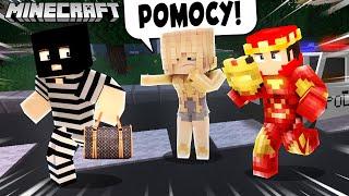 ZOSTAŁEM SUPERBOHATEREM! *nowy Iron Man!* - MINECRAFT EKSTRA 1.14