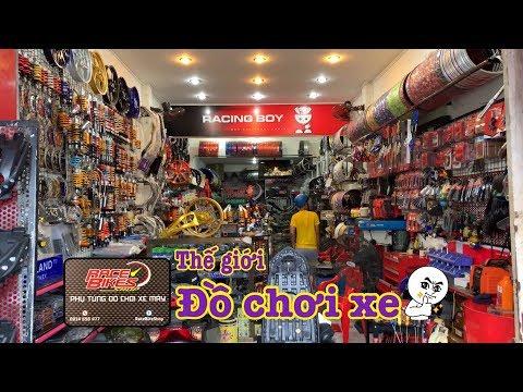 Shop đồ chơi xe máy Khủng    RaceBikesShop 3   Tây Ninh