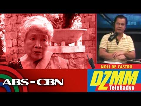 DZMM TeleRadyo: UP's Briones ready to head DepEd