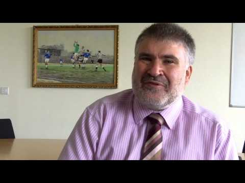 Bedfringe Vlog: Mayor Dave Hodgson