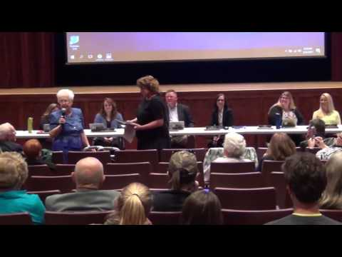 May 22nd, 2017 Holland Board of Education Meeting