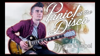Panic At The Disco This Is Gospel Guitar Bass Cover W Tabs