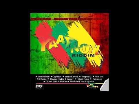 YAADNOYZ RIDDIM (Mix-Sep 2017) YAADNOYZ PRODUCTION