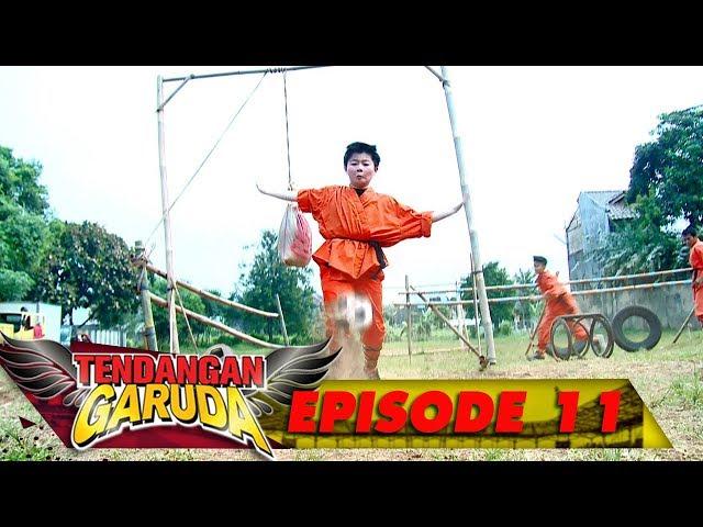 WAAAAATTAAAW !!! Kungfu Soccer Bergabung Dengan Team Iqbal cs - Tendangan Garuda Eps.11
