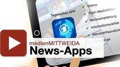 Vodcast: News-Apps im Vergleich