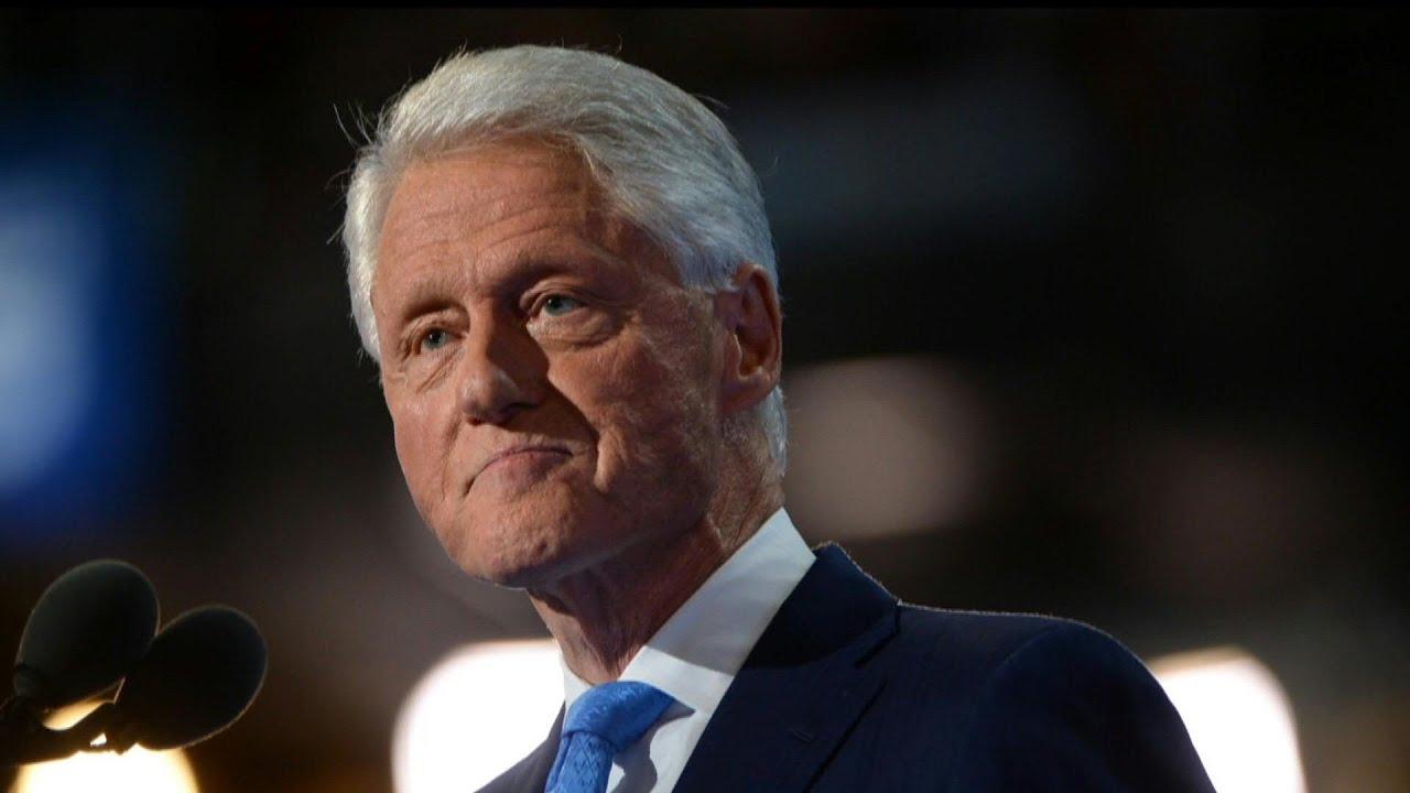 Download Expresidente de EEUU Bill Clinton fue hospitalizado por infección | AFP