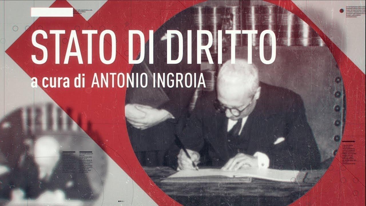 """Antonio Ingroia in memoria di Giovanni Falcone: """"Lo Stato è colpevole"""""""