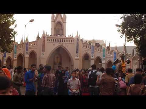 Bandra  Mount Mary Church  Opp Side  Part 5