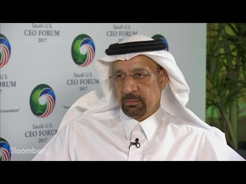 Saudi Energy Minister on OPEC Cuts, Global Inventories