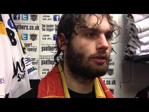 Interview: Farmer after win against Belfast 31/01/2015