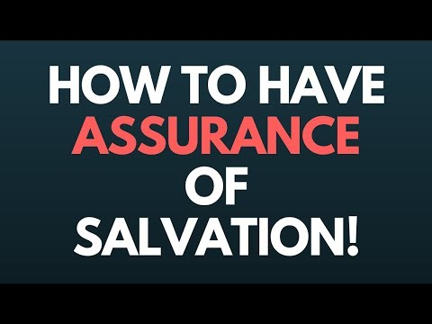 HOW TO HAVE ASSURANCE OF SALVATION! | Dr. Ralph Yankee Arnold | BBN