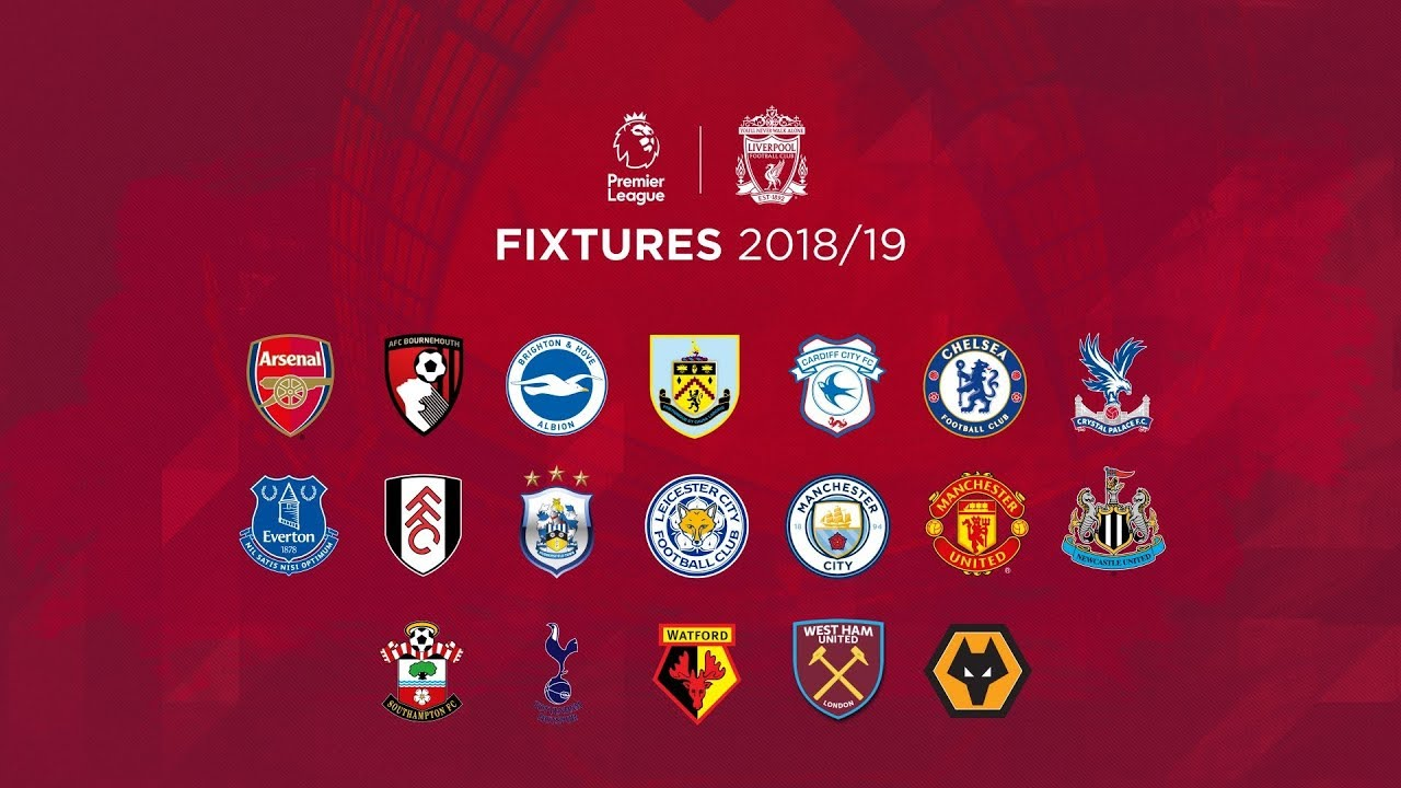 Image result for premier league 2018/2019