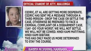 Vhong Navarro faces 3rd rape complaint