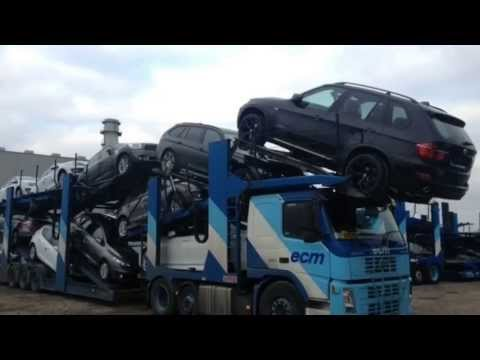 What Is Ecm In Car >> ECM Car Transporters - YouTube