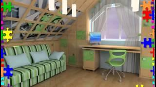 Дизайн детской комнаты, дизайн интерьера Днепропетровск(Дизайн интерьера Днепропетровск, дизайн дома, дизайн квартиры, дизайн однокомнатной квартиры, дизайнер..., 2012-10-19T21:49:45.000Z)