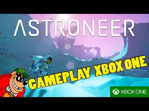 Repeat Episode 1 - Astroneer 0 10 2 Let's Play on Xbox One X