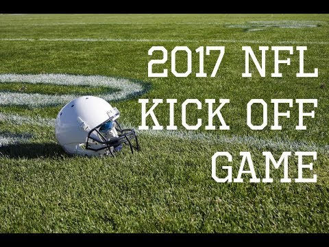 2017 NFL Kick Off Game