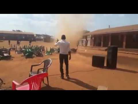 WHIRLWIND DISRUPTS CRUSADE In Ukambani ! Is It WITCHCRAFT??