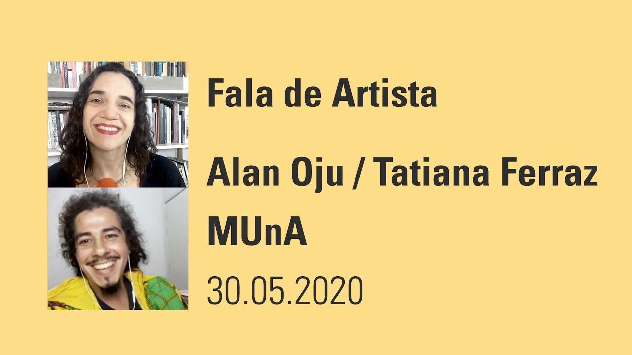 LIVE: Fala de Artista