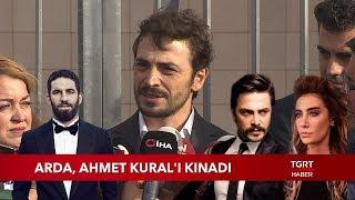 Arda Turan, Ahmet Kural'ı Kınadı