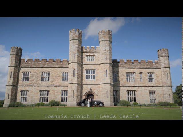 Leeds Castle, Kent - Wedding Film