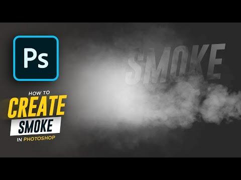 How To Create Realistic Fog/Smoke Brush in Photoshop - RetutStudio