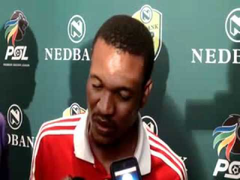 Download 2012 Nedbank Cup Tlou Segolela Interview