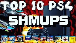 Top 10 PS4 Shoot Em Ups ( SHMUPS ) with a Physical Release 2018 - Retro GP