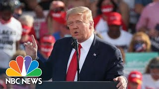 Live: Trump Holds Campaign Rally In Nevada    NBC News