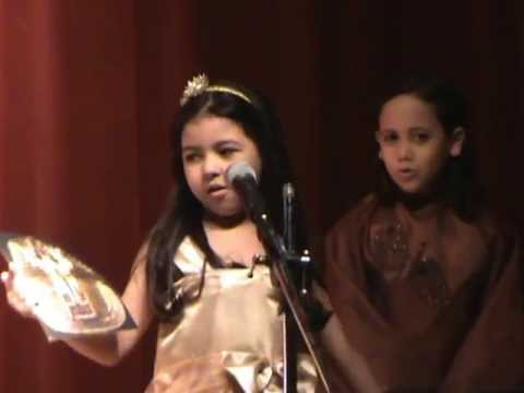 P.E SHOW  KG.2 National Section 2013 part one