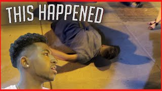 Hyping Up Random People For No Apparent Reason | Social Experiment *hilarious Results*