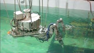 روبوت يساعد على تنظيف الآثار النووية لمفاعل فوكوشيما