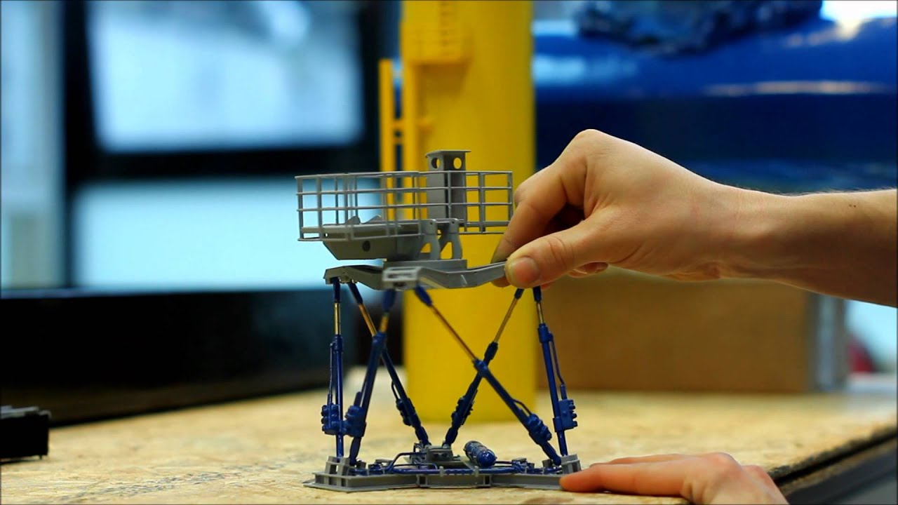 Functional scale models made by 3d printing youtube for Made with 3d printer