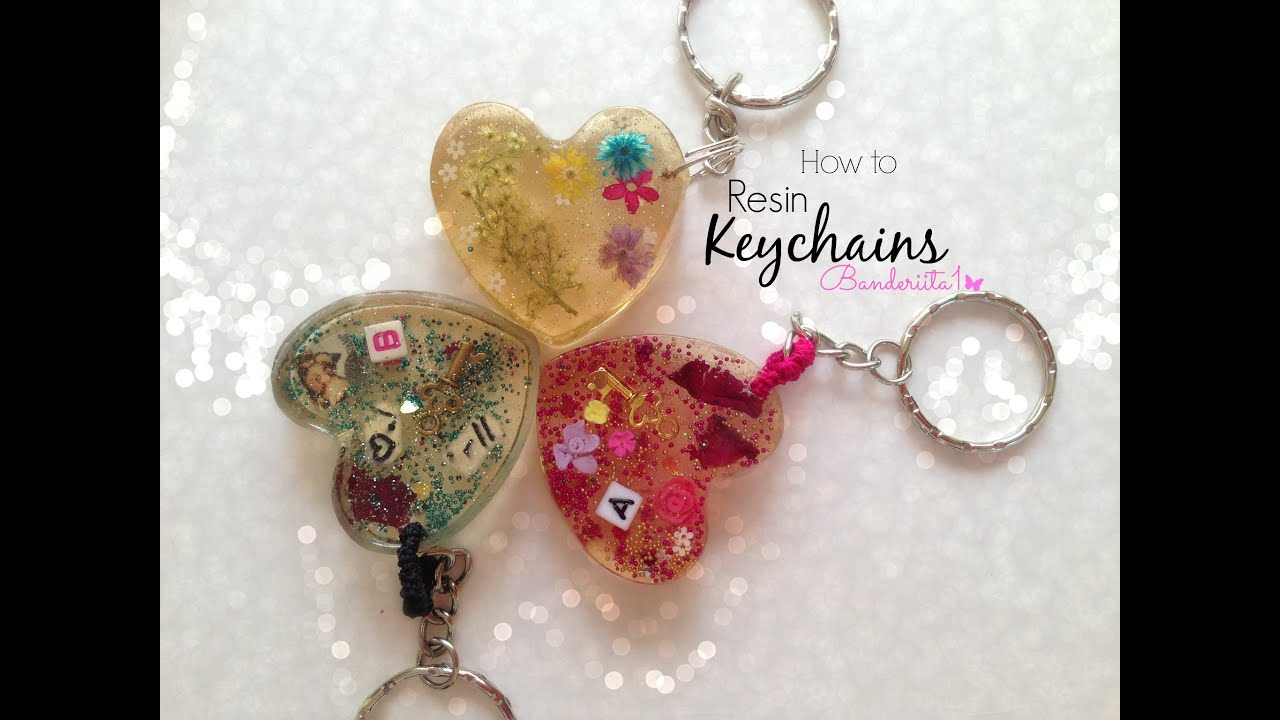How to resin keychain youtube how to resin keychain solutioingenieria
