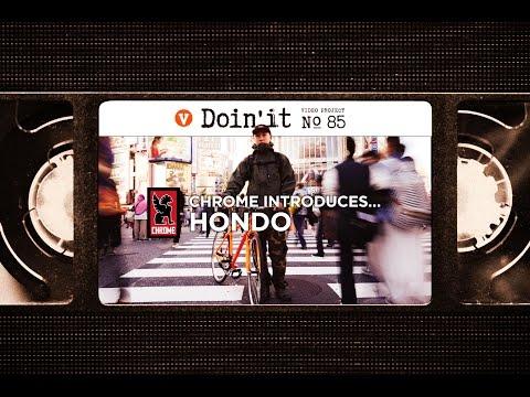 CHROME INTRODUCES… HONDO [VHSMAG]