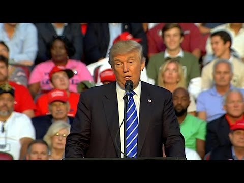 Full Video: Trump says Obama founded ISIS at Florida rally
