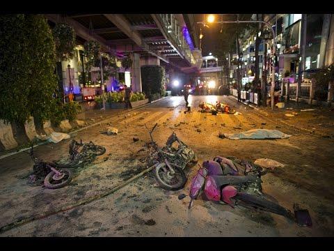 Al menos 19 muertos en un atentado en Bangkok