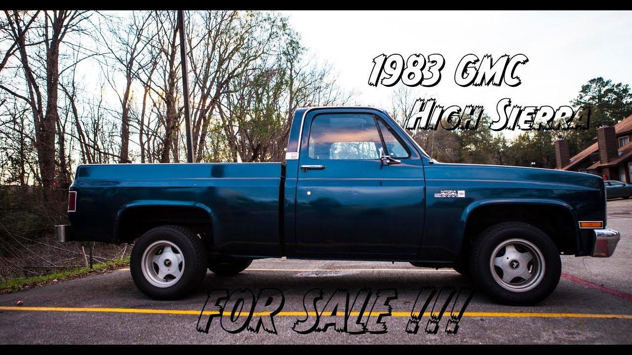 1983 GMC High Sierra for Sale