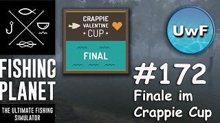 Fishing Planet #172 | Finale im Crappie Valentine Cup mit Tim | German | Version 0.7.6 | UnderwaterFrank