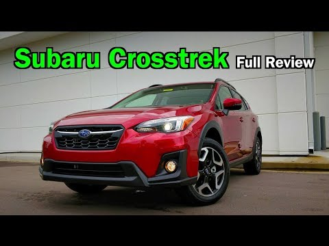 2019 Subaru Crosstrek: FULL REVIEW + DRIVE | Small Price; Big Versatility!