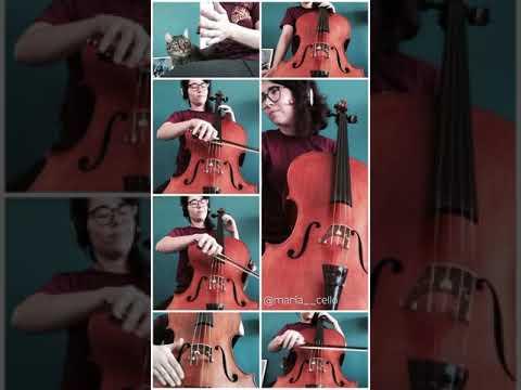 Kortatu - Zu Atrapatu Arte (cello Cover With Acapella App)