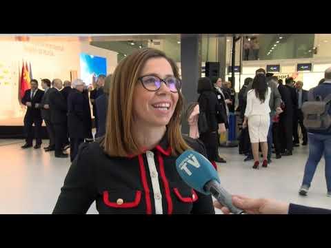 15/01/2019 El aeropuerto internacional de Murcia Juan de la Cierva que inaugurado oficialmente