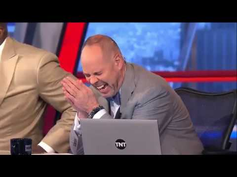 Charles Barkley was 'pissed' at Kenny Smith for walking off set as ...