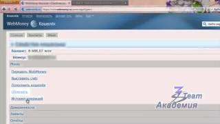 Как обменять валюту в системе WebMoney(, 2012-05-28T17:06:08.000Z)