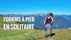 Traversée des Pyrénées à pied - HRP #1