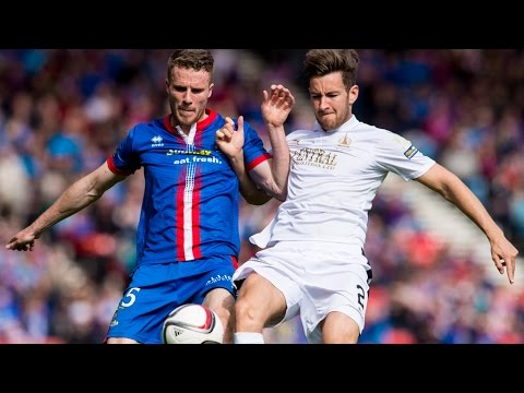 Inverness Caledonian Thistle 2-1 Falkirk | William Hill Scottish Cup 2014-15 Final